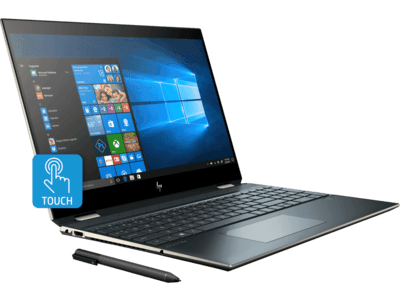 HP Spectre 15-DF1004TX X360 Laptop