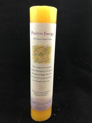 Herbal Magic Pillar - Positivity (1 1/2