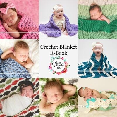 Crochet Blanket E-Book