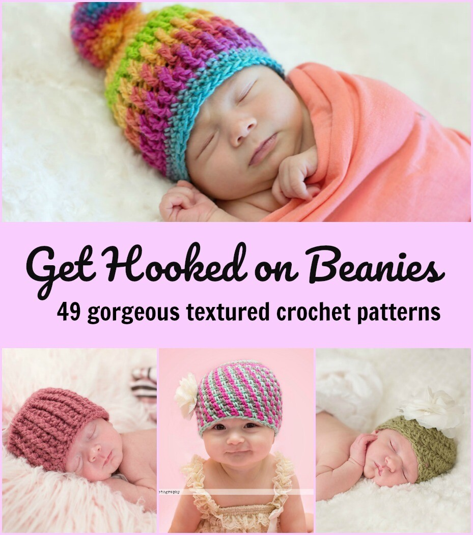 Get Hooked on Beanies E-Book Volume 1