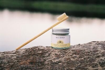 Tooth Powder - Lemon Myrtle & Peppermint (30g)