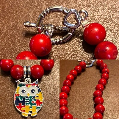 Wise Owl Bracelet