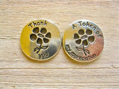 Thank You  ~ token of appreciation