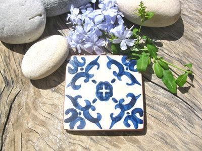 Spanish ceramic tile ~ Alhambra