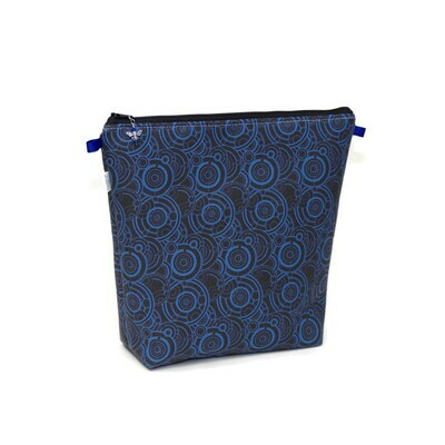 Whovian - Gallifreyan - Tall Wedge