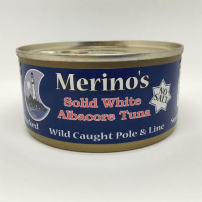 Merino's No-Salt Albacore Tuna