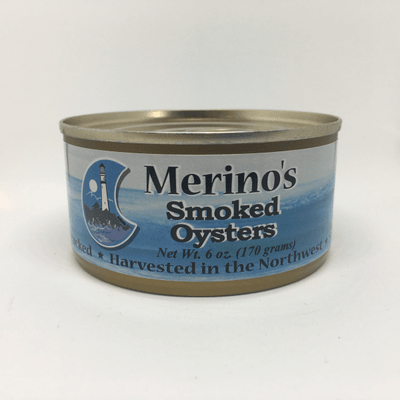 Merino's Smoked Oysters