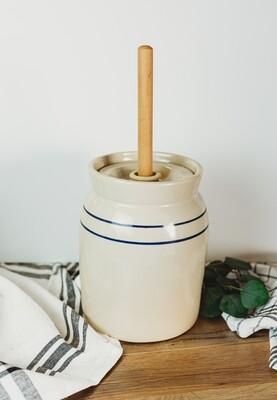 3 Gallon butter churn