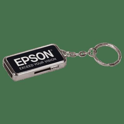 8GB Anodized Aluminum USB Flash Drive