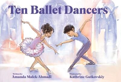 Ten Ballet Dancers
