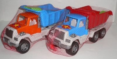 Машинка Самосвал с лопаткой Орион 05-520