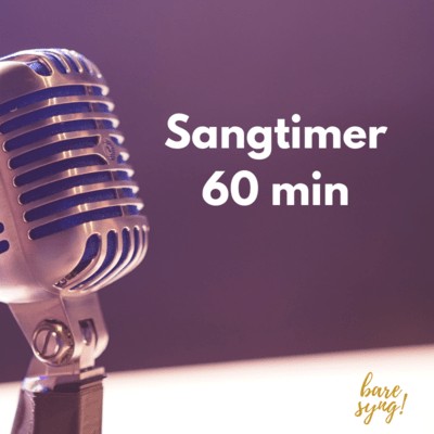 Sangtime á 60 min