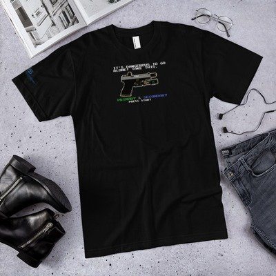 8-Bit Roland Short-Sleeve T-Shirt