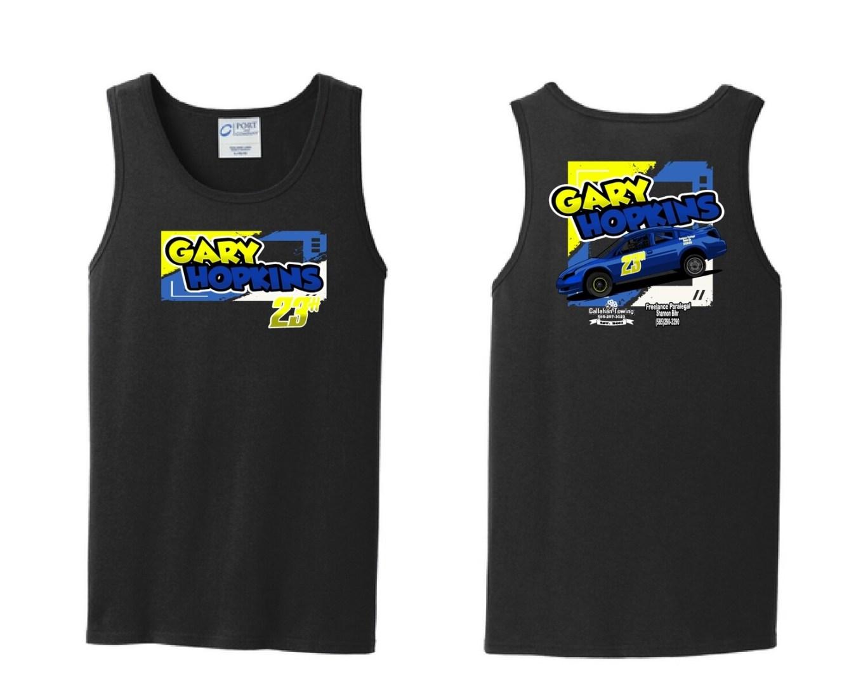 2020 Gary Hopkins Racing Mens Tank Tops