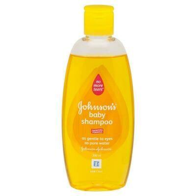 ጆንሰን የልጆች ሻምፖ Johnsons Baby Shampoo 200ml (Ethiopia Only)