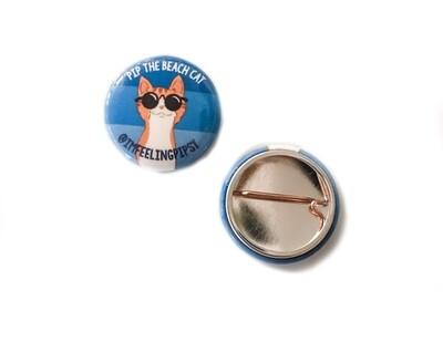 Little Pip Button Pin