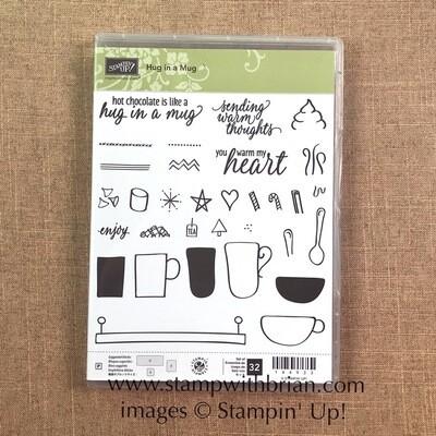 Hug in a Mug Photopolymer Stamp Set