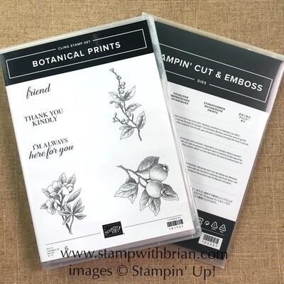 Botanical Prints Bundle