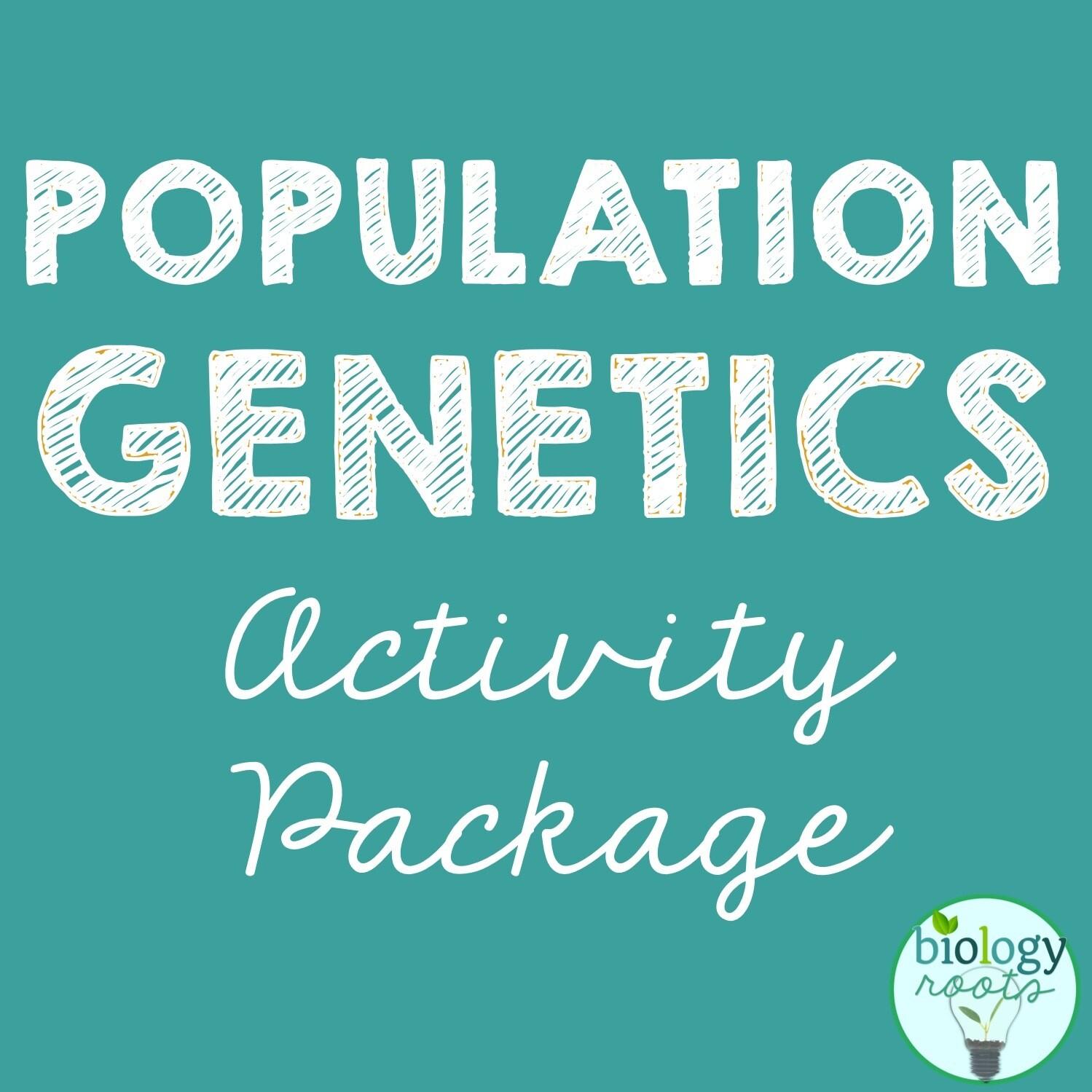 Population Genetics Activity Package