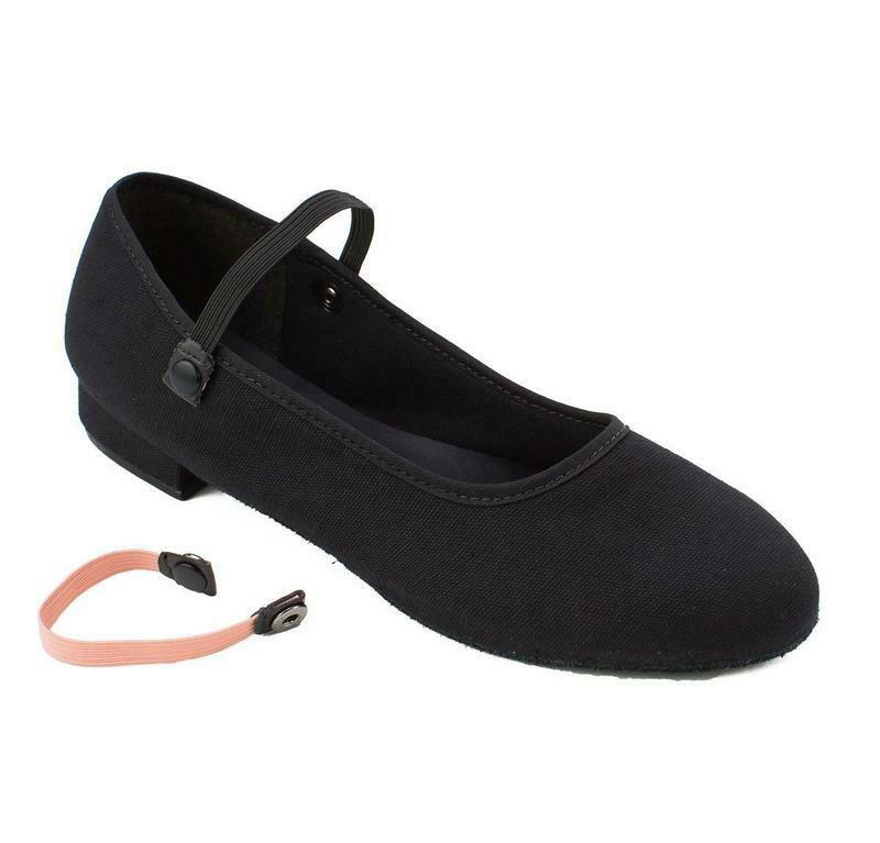 RO01S So Danca Child Musical Theater Shoe