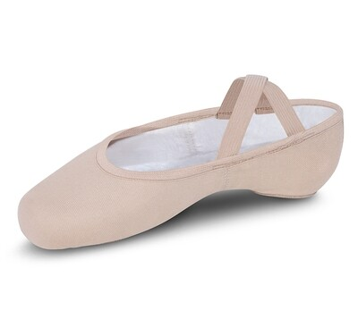 S0284G Bloch Child Stretch Canvas Ballet Slipper