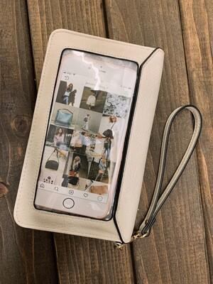 Kara Phone Wristlet