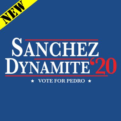 T-Shirt - Sanchez Dynamite 2020