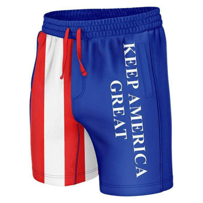 GH Swim Trunks - Keep America Great