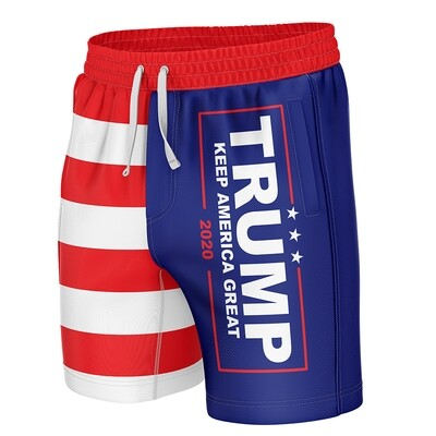 GH Swim Trunks - Trump 2020