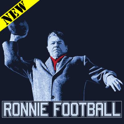 T-Shirt - Ronnie Football
