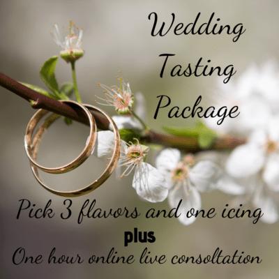 Wedding Tasting Package