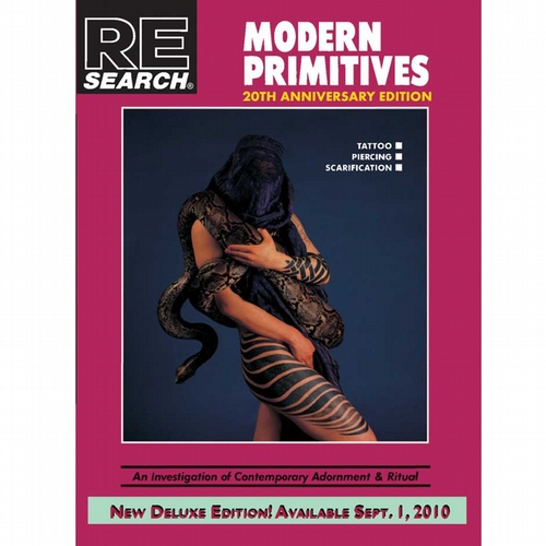 Modern Primitives DELUXE 20th Anniversary Edition