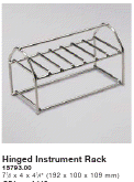 HYDRIM Rack for hinged instruments