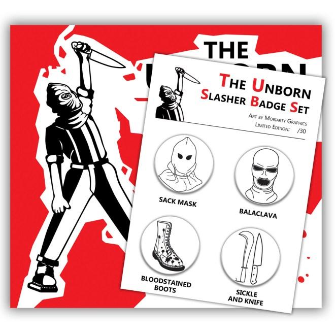 The Unborn - Slasher Bundle: digipack + spille