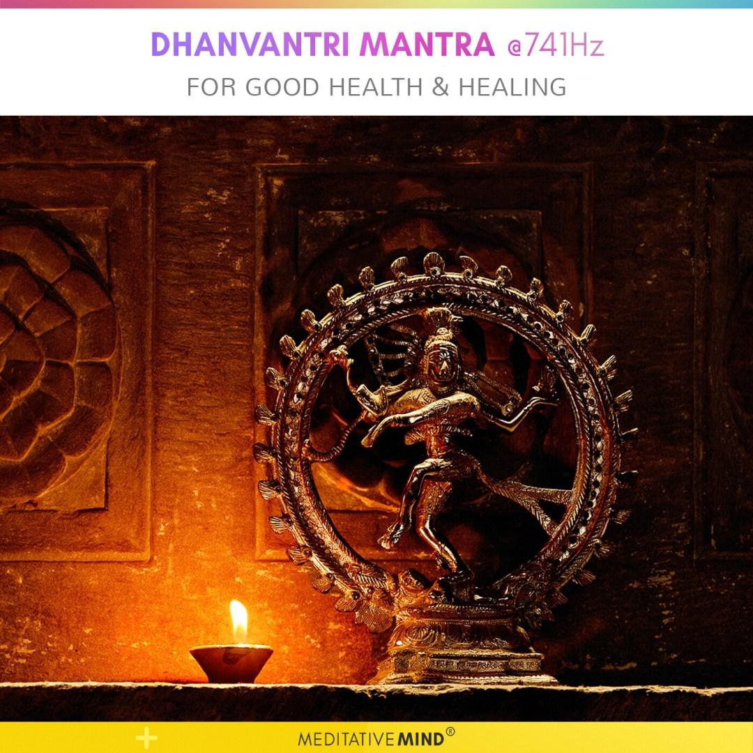 Dhanvantri Maha Mantra | 108 Times | Mantra for Good Health & Healing