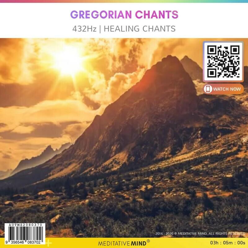 Gregorian Chants - 432Hz l Healing Chants