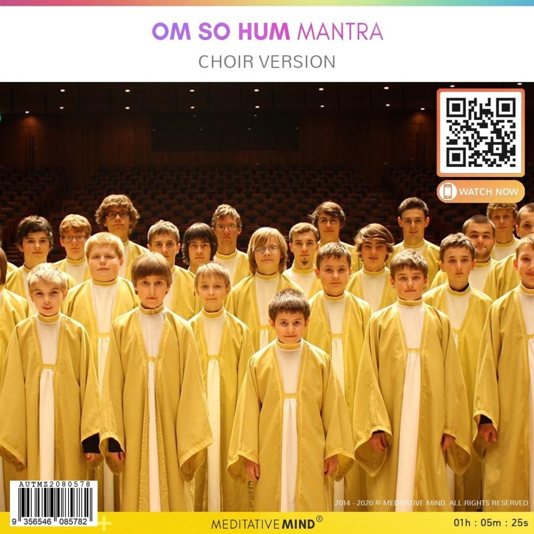 Om So Hum Mantra - Choir Version