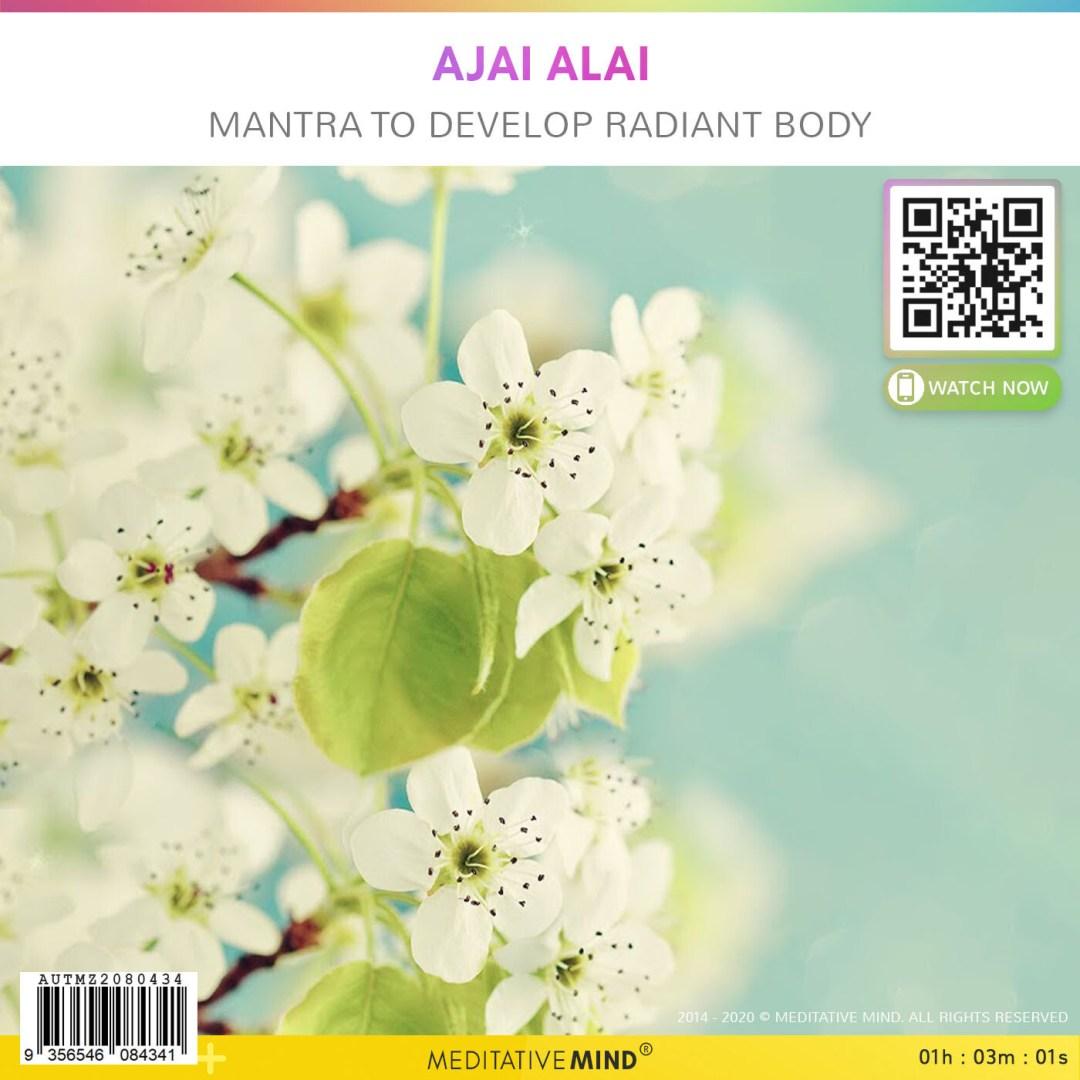 Ajai Alai - Mantra to Develop Radiant Body