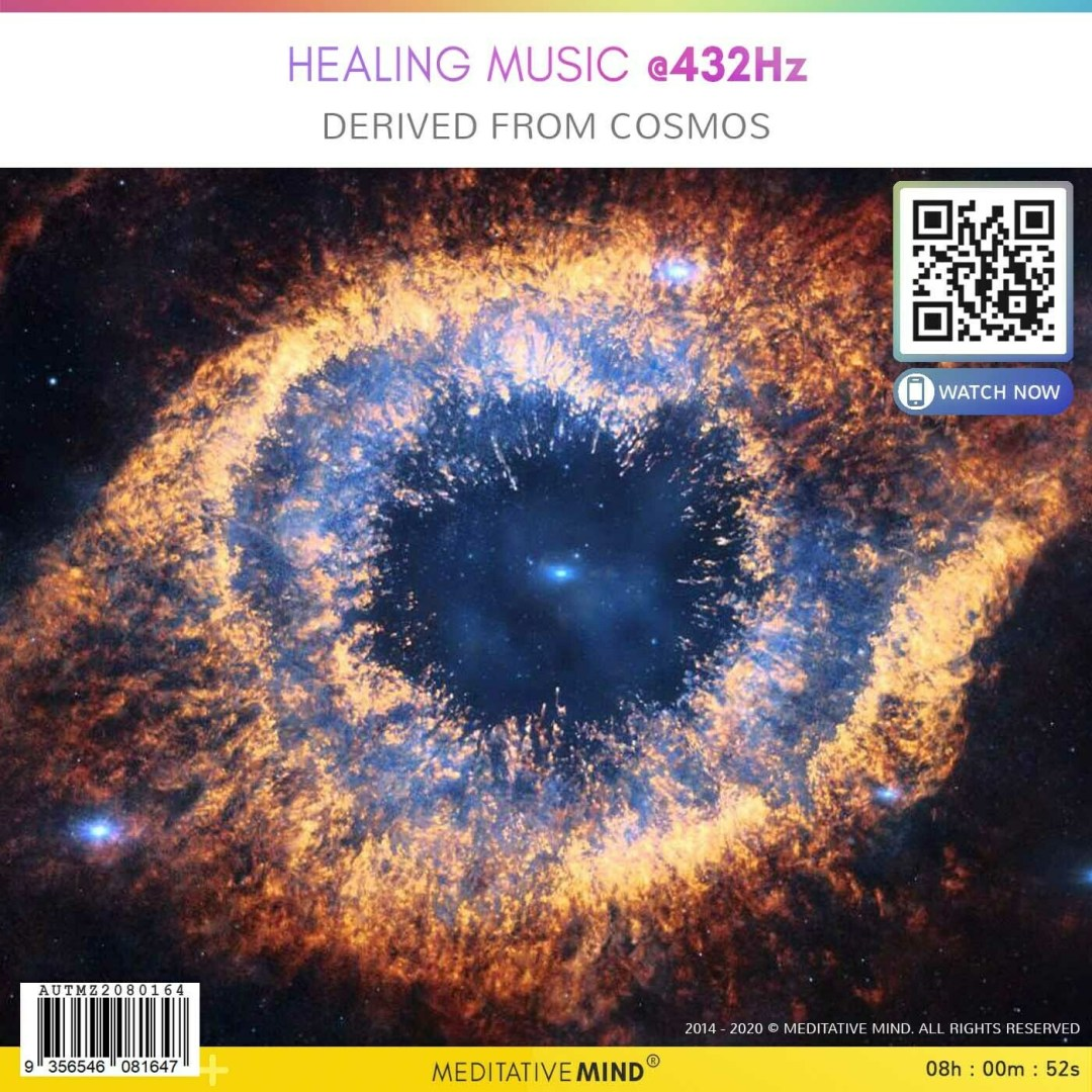 Healing Music @432Hz - Derived from Cosmos