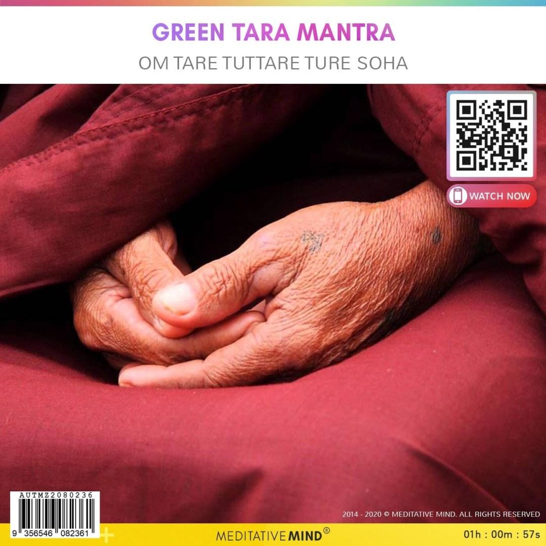 Green Tara Mantra - Om Tare Tuttare Ture Soha