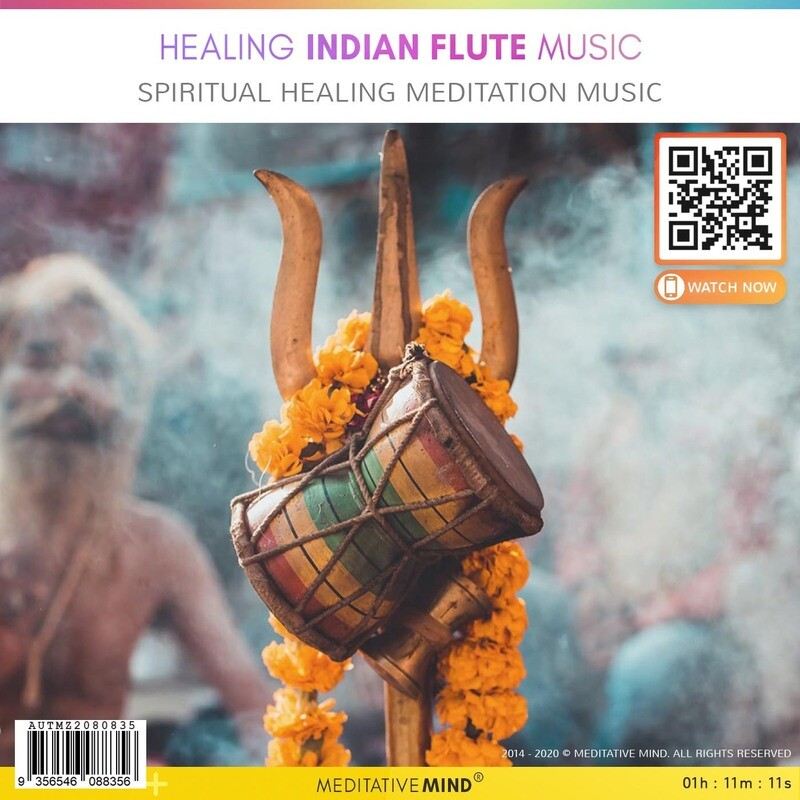Healing Indian Flute Music - Spiritual Healing Meditation Music