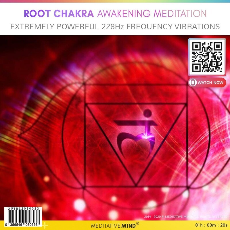 Root Chakra Awakening Meditation - Extremely Powerful 228Hz Frequency Vibrations