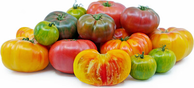 Tomatoes Heirloom lb