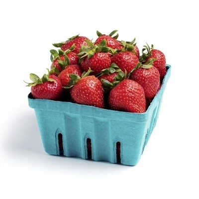 Strawberries Quart (season just starting, still very low supply until mid-July)
