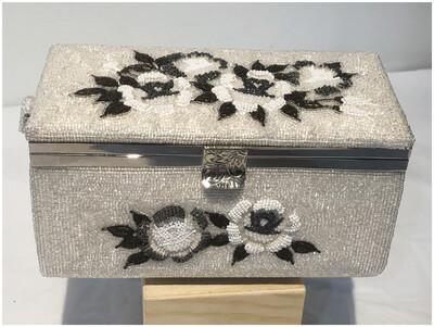 1940's Japan Art Industries Beaded Box Purse