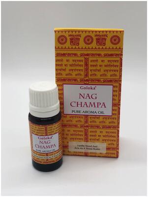 Nag Champa Pure Aroma Oil