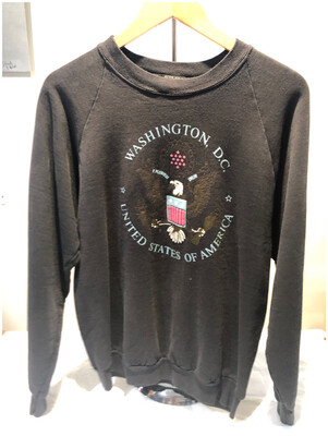 Vintage Washington DC United States of America Sweatshirt