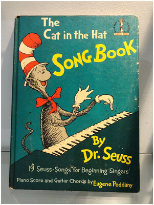 The Cat in The Hat Song Book, 1967