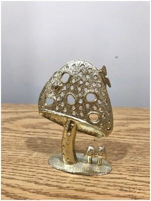 Vintage Mushroom Earring Stand