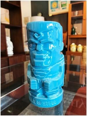 Hallmark DC Comics Man of Steel Tiki Mug